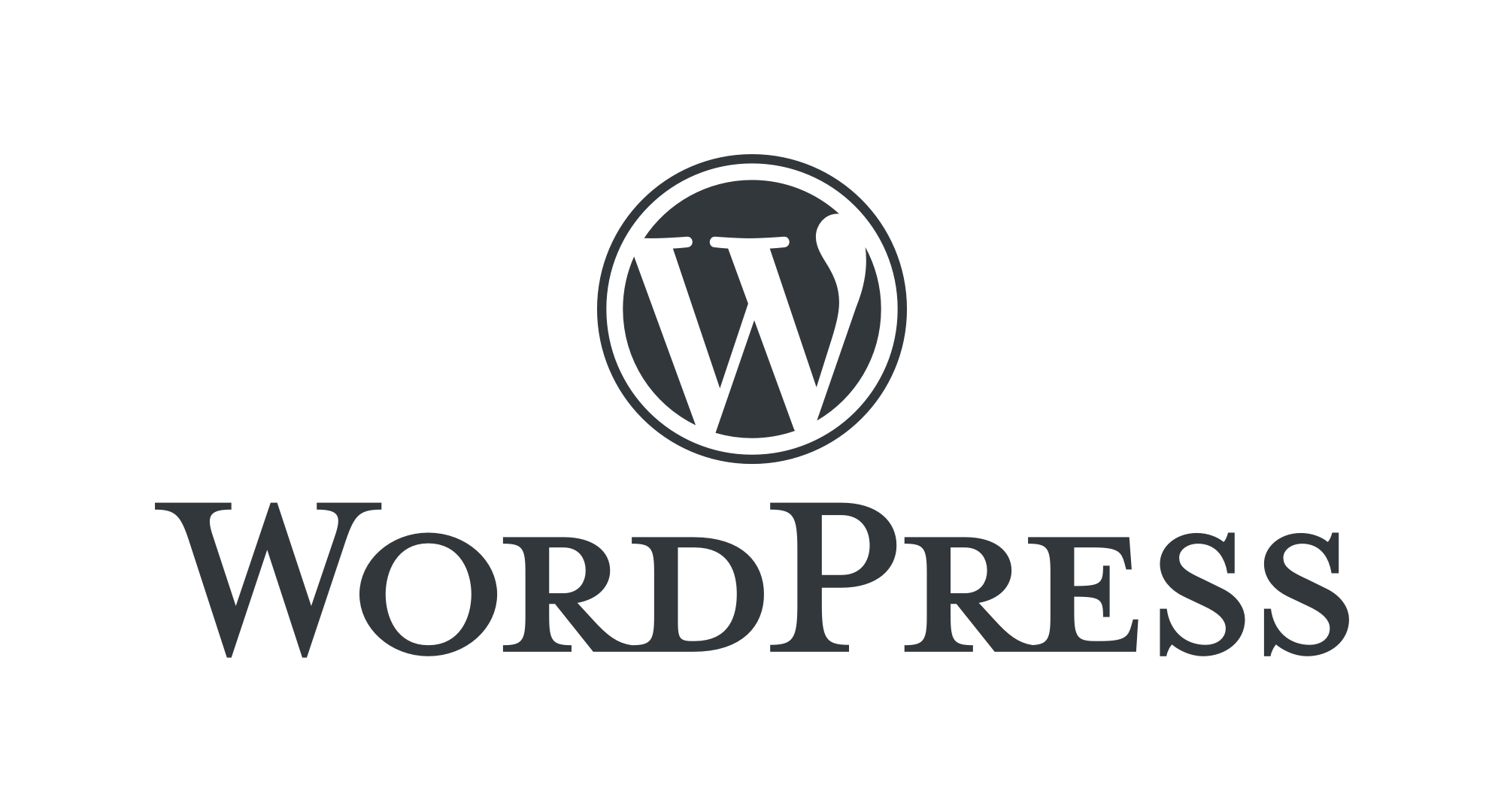 Logo des WordPress Open Source CMS